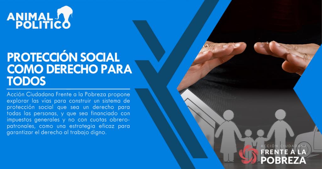 Protección social como derecho para todos